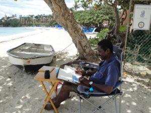 caribbean artist